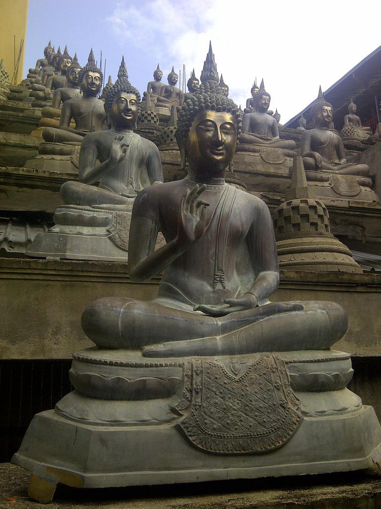 Colombo_Gangaramaya Temple