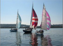 Make Or Break On The Race Course: How To Get Ahead Of The Yacht Race Competition