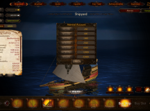 A Review Of Ships In Wind Of Luck, A Free Online Game