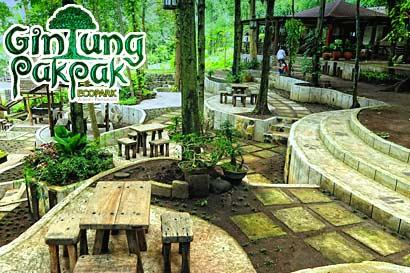 Gintung Pakpak, Pampanga