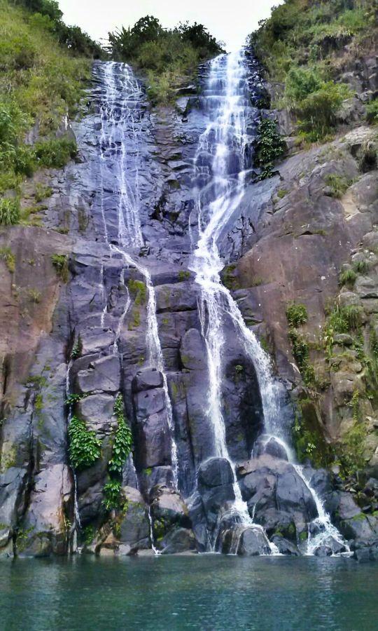 Miyamit Falls,Pampanga