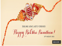 Send Rakhi to India this Raksha  Bandhan season