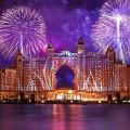 New year holidays in Dubai