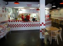 The Top Four American Fast Food Restaurants Ranked By Health