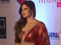 Bollywood Actresses in Trendy Sarees during Events