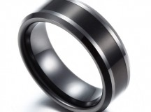 Best Forms of Design Inlays in Tungsten Wedding Bands for Men