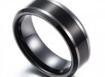 Best Forms of Design Inlays in Tungsten Wedding Bands for Men