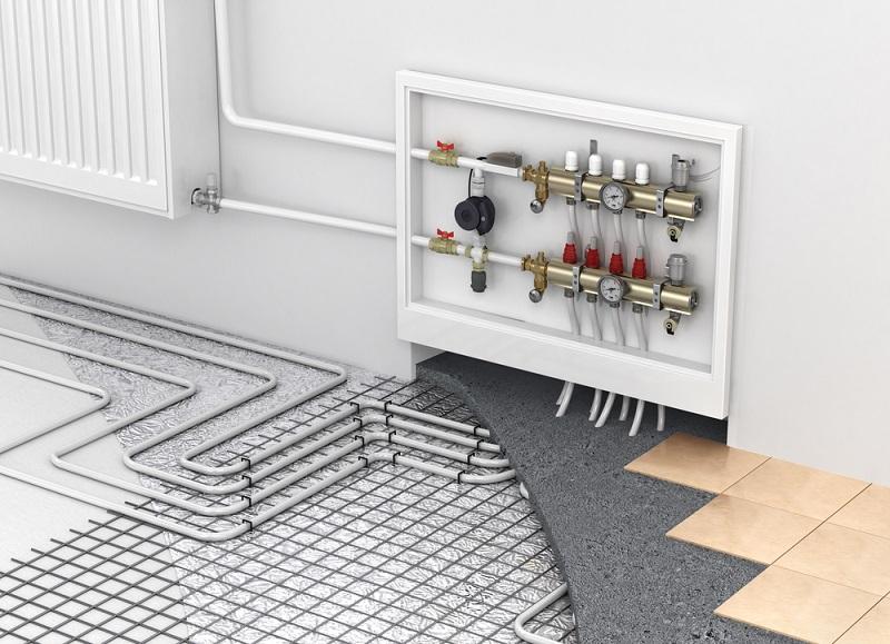 Floor-Heating-System