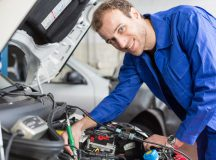 What are the benefits of hiring a professional auto electrician?