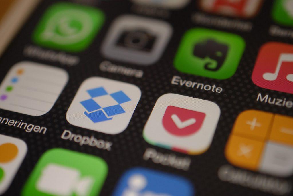 App in phone