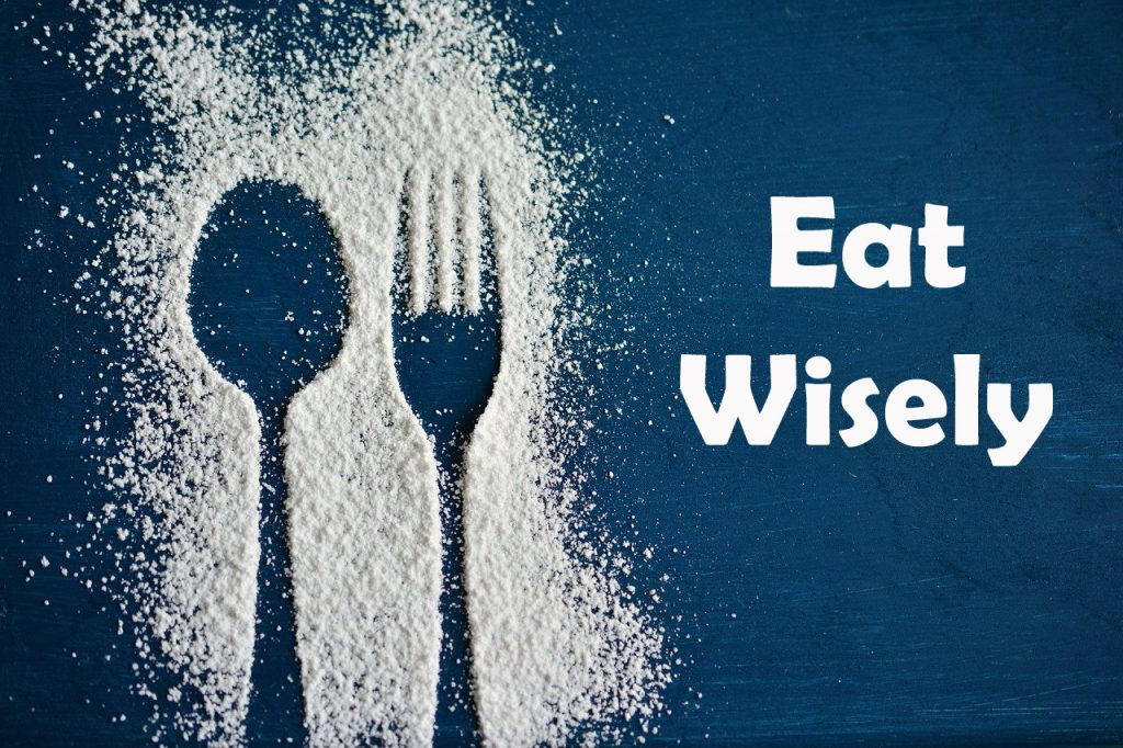 Eat wisely