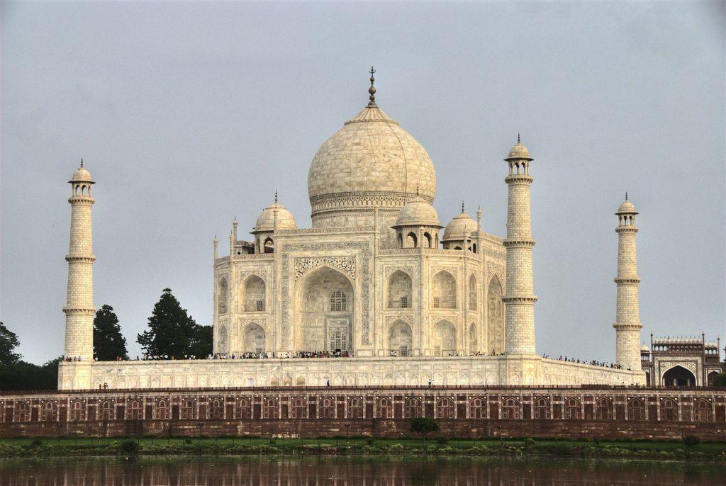 India Tajmahal