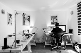 10 Tips for Setting Up Your First Home Office