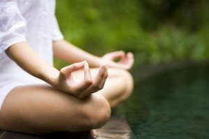 Chasing away physical and mental illness with regular meditation